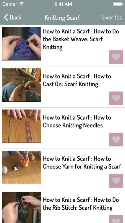 How To Knit - Complete Video Guide screenshot-1