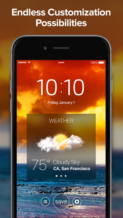 Live Wallpapers by Themify: Dynamic Animated Theme screenshot-4