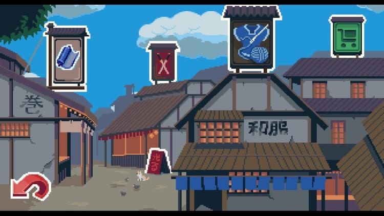Samurai Blitz screenshot-3