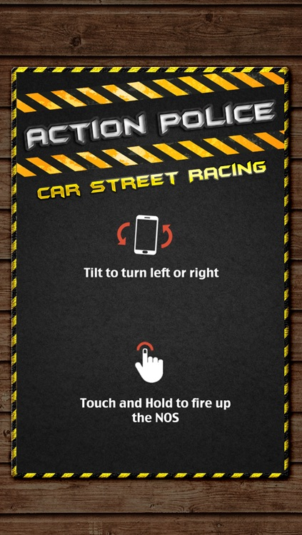 Action Police Car Street Race - Nitro Cops Extreme Heat screenshot-3