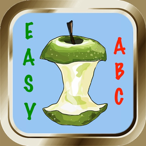 Easy Apple Words 2: Cool First ABC English Spelling Lessons iOS App