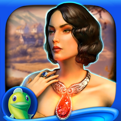 Dark Cases: The Blood Ruby HD - A Hidden Object Adventure icon