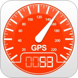 GPS speedometer Trip Computer (Car speedometer, Bike cyclometer )