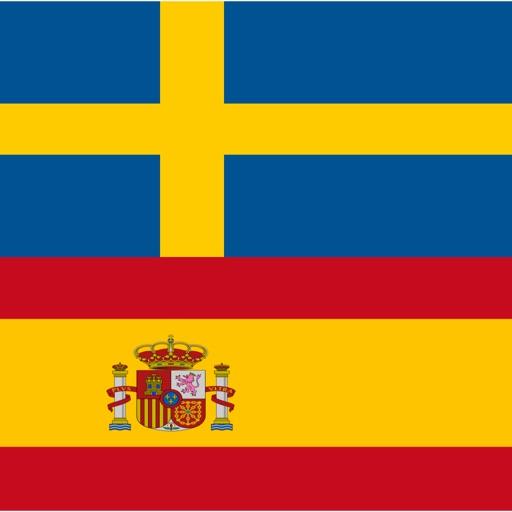 Swedish - Spanish - Swedish dictionary