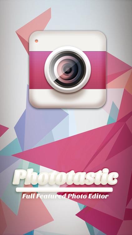 Phototаstic – Full Featured Photo Editor