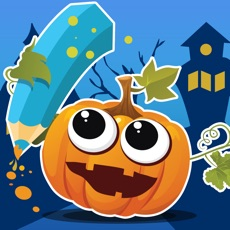 Activities of Halloween Coloring Book for Children: Learn to draw and color witch, ghost, pumpkin, grave and more