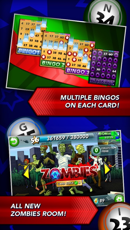Bingo Rush by Buffalo Studios screenshot-3