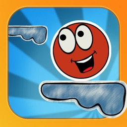 Roll the Ball and Jump ! The Best Fun Doodle Platform Game