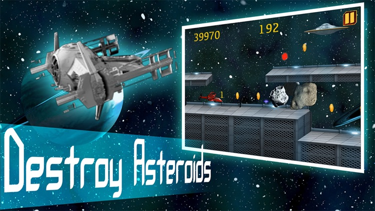 Extreme Galaxy Defender - Space Shooter In The Stars screenshot-3