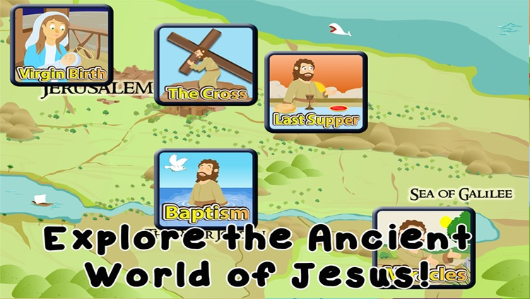 Life of Jesus Complete Bundle: 10 Episodes from Jesus' Life - Learn about God with Children's Bible Stories, Games, Songs, and Narration by Joni of Joni and Friends!