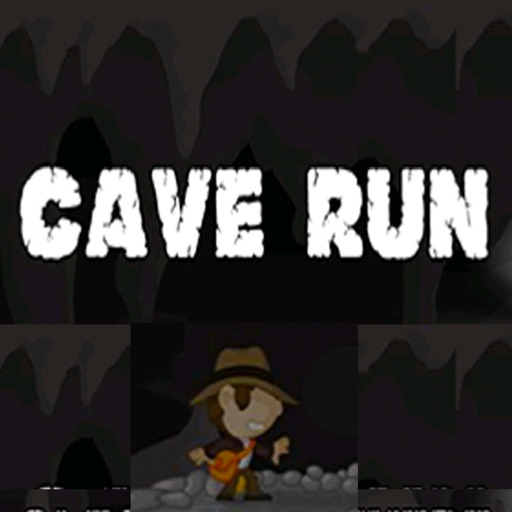 Cave Run. Run and hunt for treasure