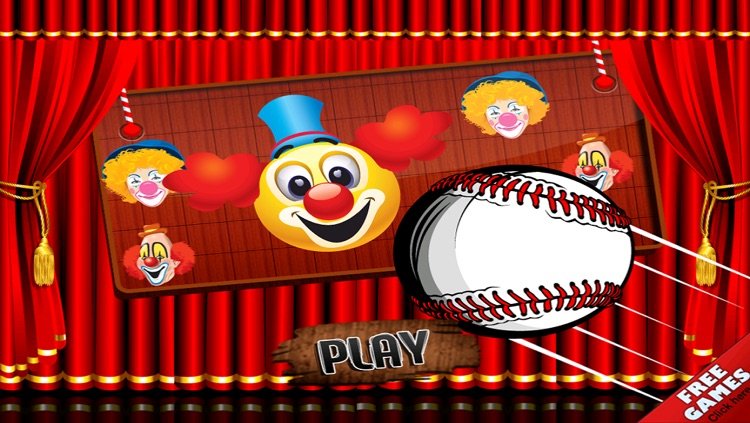Carnival Games Baseball toss - Knock out Strike Zone Pitch