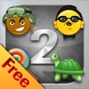 Emoji 2 Free – NEW Emoticons and Symbols