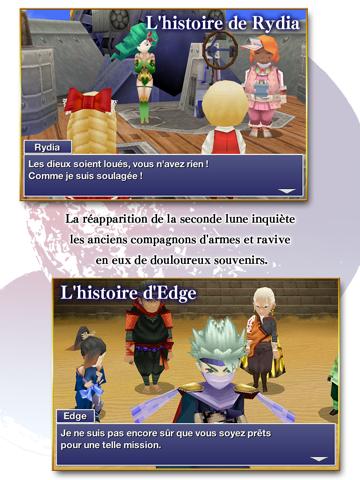 Screenshot #6 pour FINAL FANTASY IV : LES ANNÉES SUIVANTES