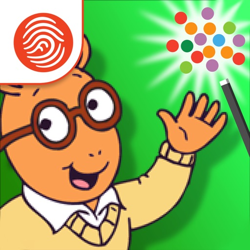 Arthur's Teacher Trouble - A Fingerprint Network App