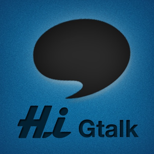 Hi Gtalk icon