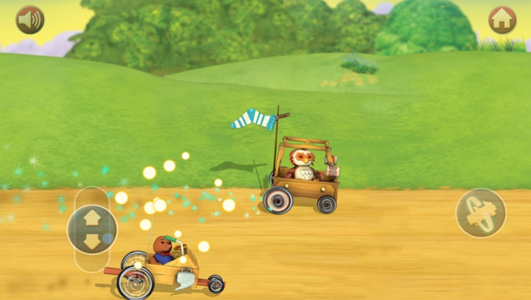 Franklin's Bumpy Buggy Race-Off screenshot-4