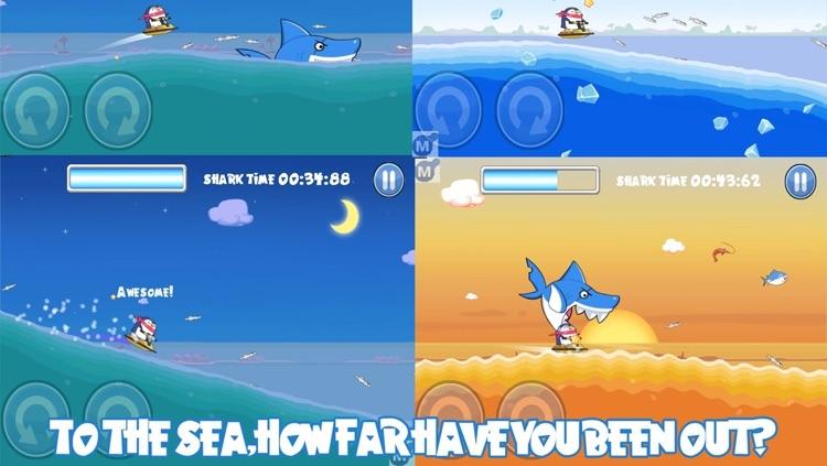 Cool Surfers 1 :Penguin Run 4 Finding Marine Subway 2 Free screenshot-4