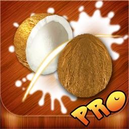Coconut Craze PRO - Slice The Fruit Carribbean Style!
