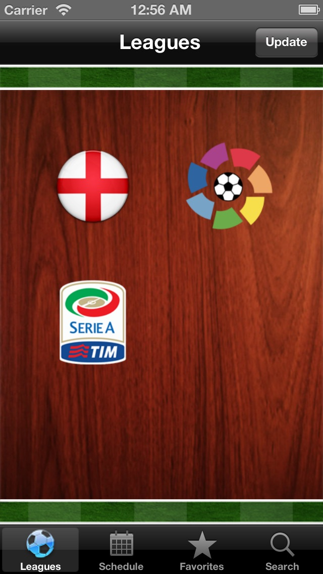 Screenshot for Live Football TV in United Arab Emirates App Store