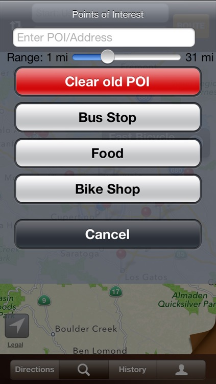 Bike On - Bicycle Routes, Maps with Voice Guided Navigation screenshot-4