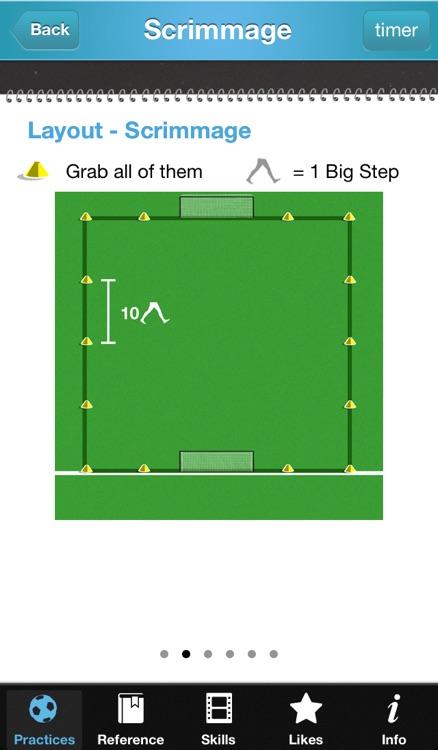 Easy Practice - Soccer Practice Planner for Parent Coaches screenshot-3