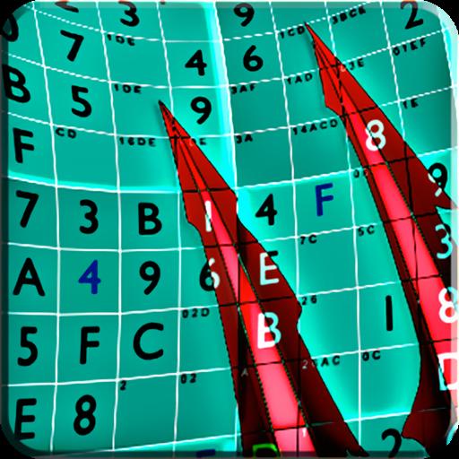 Sudoku 16x16 Monster