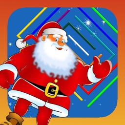 Amazing Santa - Christmas Gift - HD Maze learning games for kids and toddler