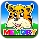 Abby - Animals - Memory Games For Kids HD icon