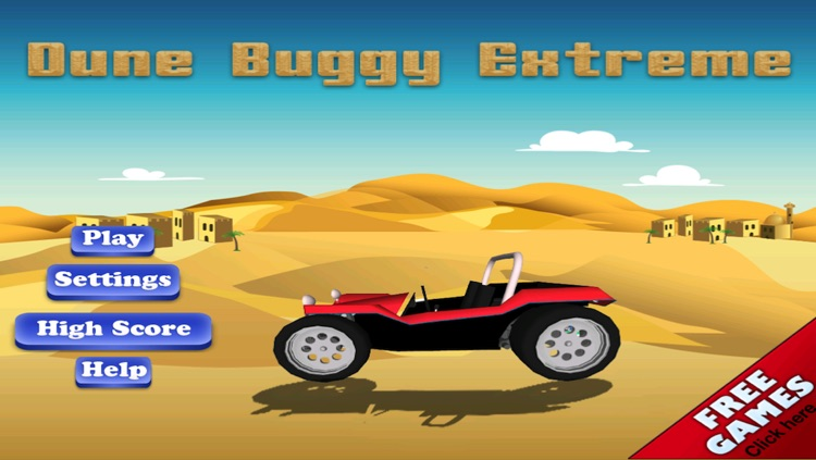 Dune Buggy Extreme Sand Dunes Car Racing Game By Freelime Games Inc