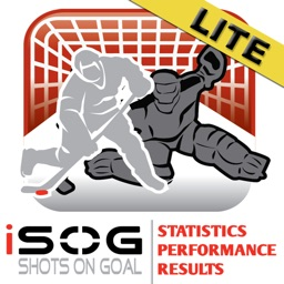 iSOG Lite Goalie and Player Stats Utility