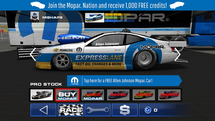 Mopar Drag N Brag screenshot-1