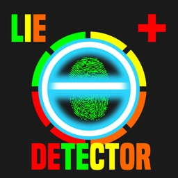 Lie Detector Fingerprint Truth or Lying Touch Test Scanner HD +