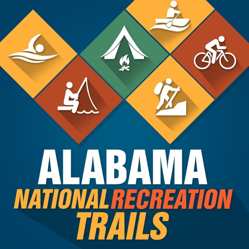 Alabama National Recreation Trails
