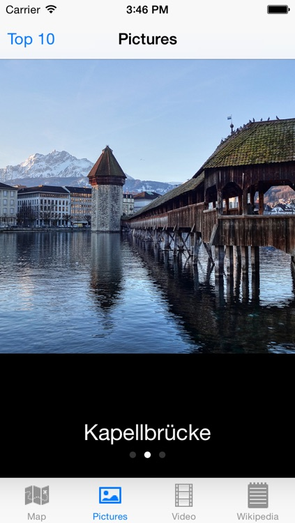 Lucerne : Top 10 Tourist Attractions - Travel Guide of Best Things to See screenshot-3
