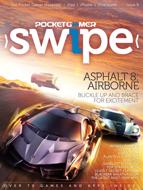 swipe magazine