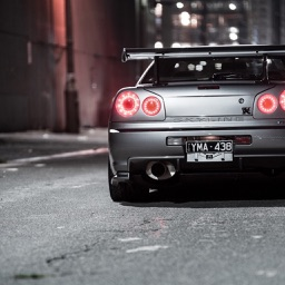 HD Car Wallpapers - Nissan Skyline & GTR Edition
