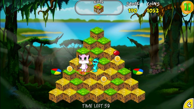 Jump Mania - Classic Retro Game on the App Store