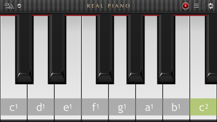 Real Piano™ Classic screenshot-0