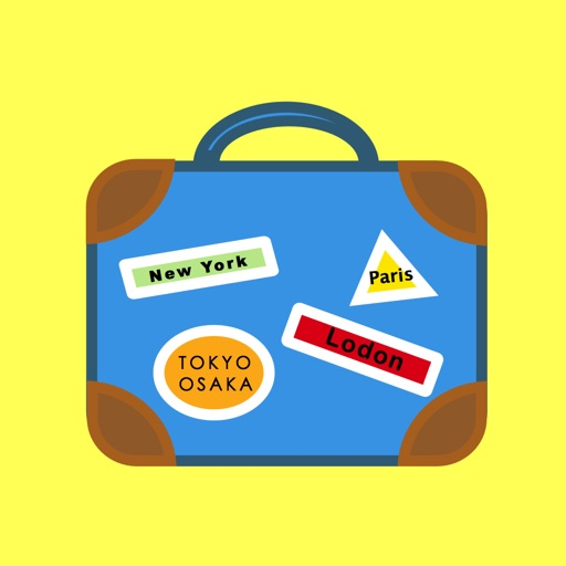 Happy Packing - かんたん持ち物リスト