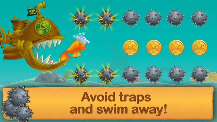 Fish Run Top Fun Race - by Best Free Addicting Games and Apps for Fun