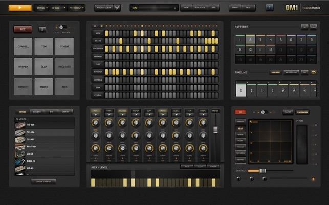 drum machine vst mac osx