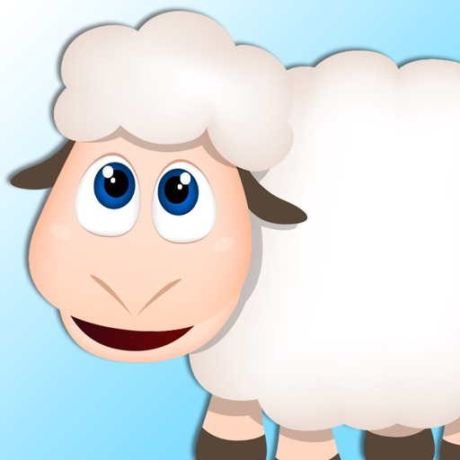 Baby Sheep Farm Jump: The Hay Barn Escape icon
