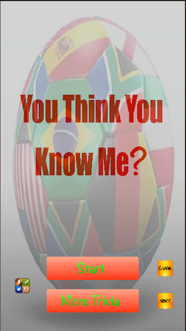 You Think You Know Me? Brazil Cup 2014 Edition Trivia Quiz screenshot two