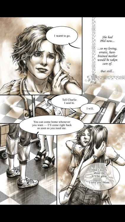 Twilight, The Graphic Novel, Lite, Volume 1 screenshot-1