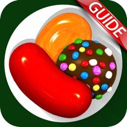 Guide for Candy Crush Saga - Videos, Tips, Walkthrough
