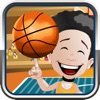 Basketball Fall : Catch the 100 Falling Balls