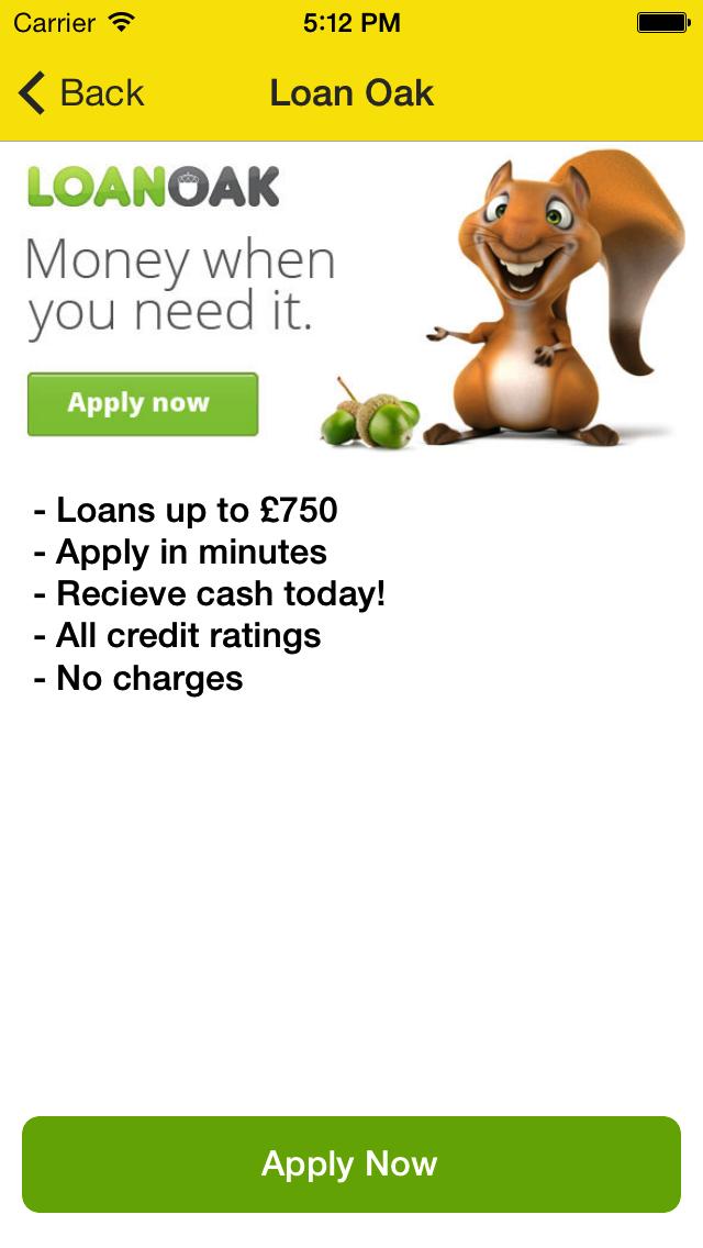 Payday Loan Shop UK screenshot three