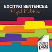 Exciting Sentences: Pupil Edition
