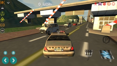 Police Car Driving Simulator 3d Cop Cars Speed Racing Driver
